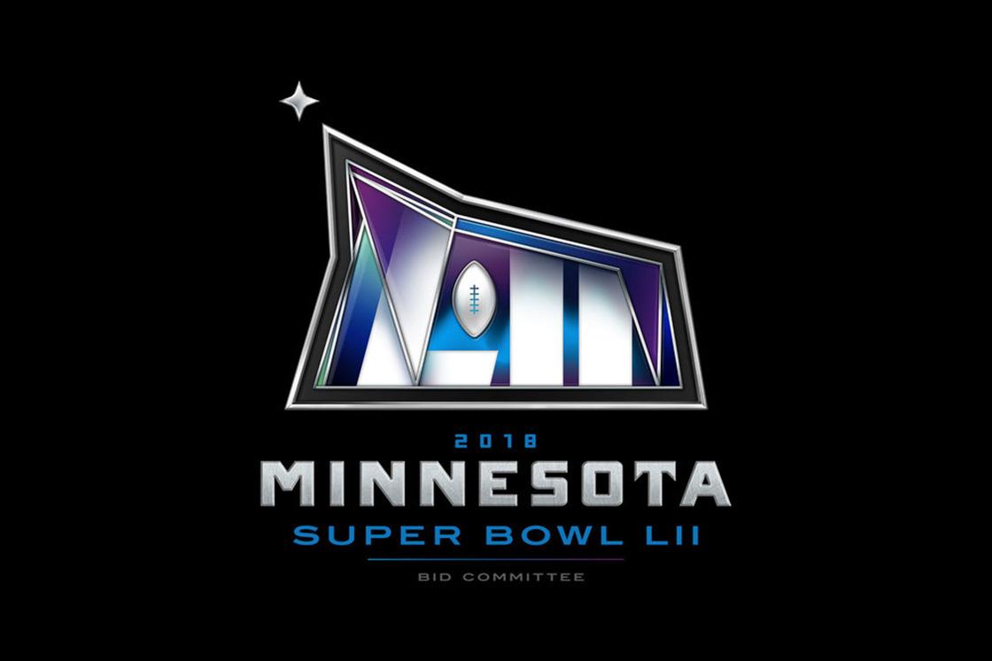 Super Bowl LII (2018) Logo Update : nfl